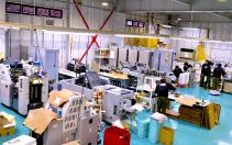 印刷から加工、納品まで全ての業務を社内で行えるので素早くお客様の要望にお応えすることが可能です。